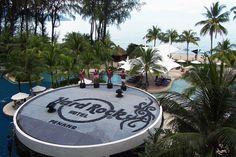 Amazing Hard Rock Hotel in Penang