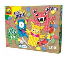 Ses - 24987 - Kit de Loisir Créatif - Eco Funmais - Monsters Ses http://www.amazon.fr/dp/B00BM4N4LK/ref=cm_sw_r_pi_dp_Gj52tb068QF63DM3