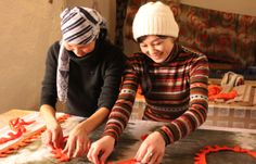 Discover amazing things and connect with passionate people. Silk Road, Central Asia, Artist At Work, Cover Photos, All Design, Fair Trade, Winter Hats, Hipster, Culture