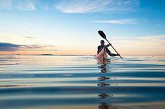 Canoe   Peaceful