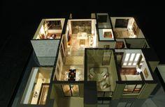Interior Design Models Interiordesign Modelmaking Www Rmodels
