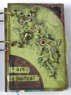 Butterfly Altered Journal