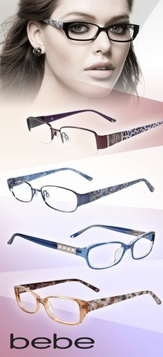 Glamorize Your Peepers with bebe Frames: http://eyecessorizeblog.com/?p=3970