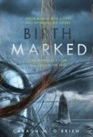 """""""There are some things, once they are done, that we can never question, because if we did, we wouldn't be able to go on. And we have to go on, every single day.""""   ― Caragh M. O'Brien, Birthmarked"""
