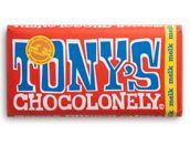Tony's chocolonely. Lekkere en slaafvrije chocolade.