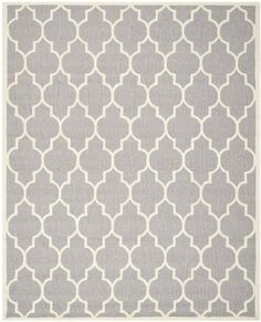Safavieh CAM134D Cambridge Collection Handmade Wool Area Rug, 8 by 10-Feet, Silver and Ivory, http://www.amazon.com/dp/B00CM7KXT2/ref=cm_sw_r_pi_awd_vPRbsb14X4PR3