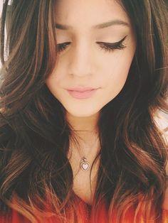 (Kylie Jenner) Love Her Hair & Makeup! ♡
