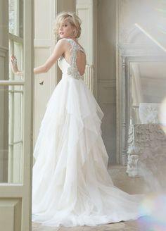 Hayley Paige Queda 2013 Coleção Bridal via Belle The Magazine