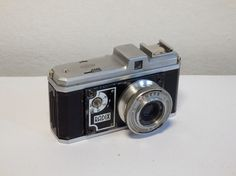 Midcentury BILORA RADIX 35BH 24x24 film camera Biloxar Anastigmat 1:3,5/38 lens #Bilora