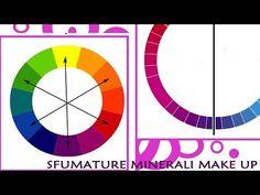 la teoria dei colori, colori primari, secondari, complementari. Le basi per il make-up 'fai da te' - YouTube
