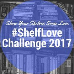 shelf love challenge 2017