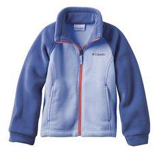 Girls 4-18 Columbia Three Lakes Lightweight Fleece Jacket, G