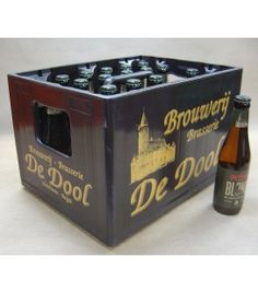 Ter Dolen Blond full crate 24 x 33 cl