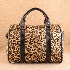 14978c3118 The yellow leopard Fumiko - Ladies fashion yellow shoulder handbag