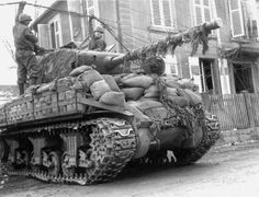 M4A3(76)W Sherman of 14th Armored Division Rittershofen Germany 1945