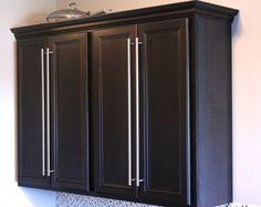 Spring Clean Kitchen Cabinet Doors