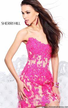 Sherri Hill 21143 Dress - MissesDressy.com