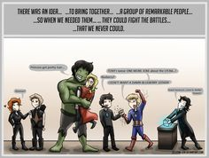 A group of remarkable people by ~Star-Jem on deviantART