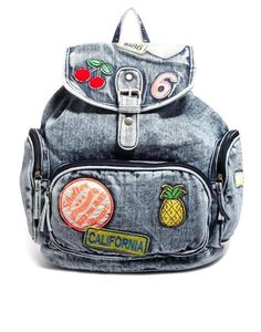 Patch NewLook #patch #kids #trends #denim #ss2016