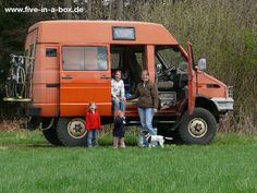 Image result for iveco daily 4x4 camper