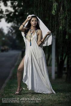 Ethiopian/Habesha dress