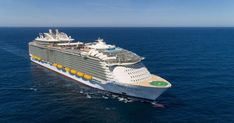 They say April showers brings May flowers, but Sundays bring you a round-up of all of this week's Royal Caribbean news!The Royal Caribbean news ev. Symphony Of The Seas, Harmony Of The Seas, Royal Caribbean Ships, Royal Caribbean Cruise, Cruise Travel, Disney Cruise, Empire State, Crucero Royal Caribbean, Enchantment Of The Seas