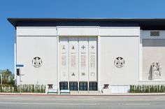 The Marciano Art Foundation is a new contemporary art space in the heart of Los Angeles. Marciano Art Foundation, Masonic Temple, Los Angeles California, Art Museum, The Neighbourhood, Contemporary Art, Places To Go, Art Gallery, Architecture