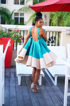 So if you've been keeping up then you know I had the most amazing weekend while visiting Kingston to attend the We Inspire Women events. It was a weekend of encouragement, empowerment and… Classy Outfits, Chic Outfits, Girl Outfits, Summer Outfits, Fashion Outfits, Summer Dresses, African Wear, African Dress, Love Fashion