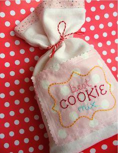 cute idea for cocoa mix, too :) be sure to include the recipe! #teacher appreciation