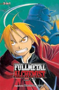 Fullmetal alchemist. Volume 1, A compilation of the graphic novel volumes 1-3 / story and art by Hiromu Arakawa.