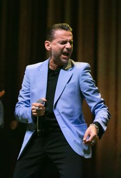 Dave Gahan with Soulsavers in Los Angeles