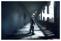 Assassin's tribute by celvec.deviantart.com on @DeviantArt