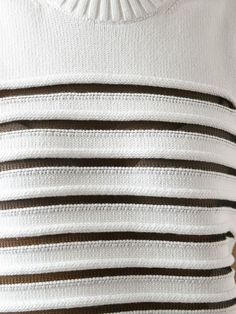 Alexander Wang Striped Peel Away Knit Tank Top - Tiziana Fausti Lugano - Farfetch.com