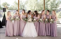 Shop Azazie Bridesmaid Dress - Tobey in Chiffon. Find the perfect made-to-order bridesmaid dresses for your bridal party in your favorite color, style and fabric at Azazie.