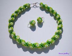 CELLINI SPIRAL made by Hannie jewellery hanniejewellery.cz/