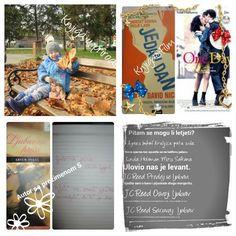 November 2014 challenge: #knjigauprirodi, #knjigaufilm2014, #Sautorcitat, #prvarecenica by Jelena