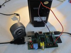 Raspberry Pi email/SMS doorbell notifier + picture of the person ringing it
