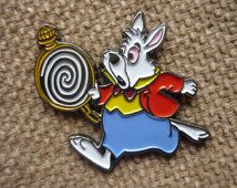 """10 Pack ON SALE """"Down The Rabbit Hole"""" Pins (Free Shipping)"""
