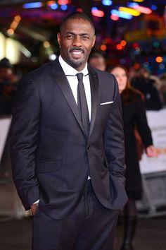 Idris Elba - HarpersBAZAAR.com
