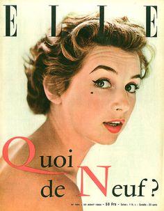 De 1945 à aujourd'hui : les plus belles couvertures beauté et forme de ELLE - Elle