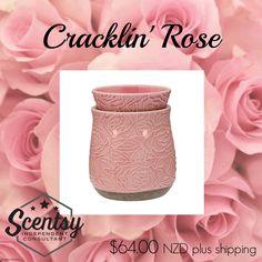 Crackin Rose Warmer