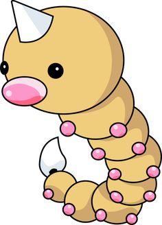 #weedle #pokemon #anime #pocketmonsters