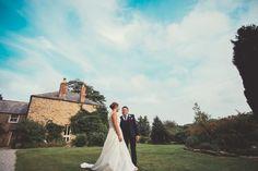 Catherine and Peter at Nancarrow Farm Wedding