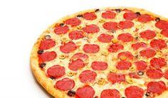 Пицца Пепперони Вес: 650 г. Диаметр: 33 см Цена: 350 руб. http://halar.ru/pitstsa/pepperoni/