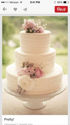 Want to learn how to do that icing texture