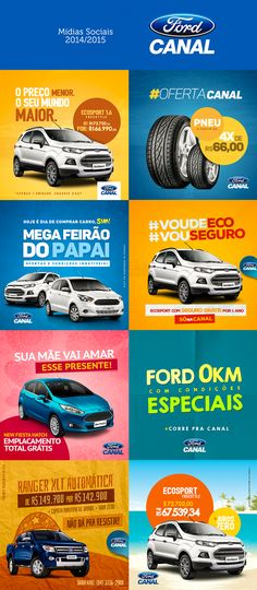 Canal Ford - Social Media on Behance - Tap the link to shop on our official online store! You can also join our affiliate and/or rewards programs for FREE!