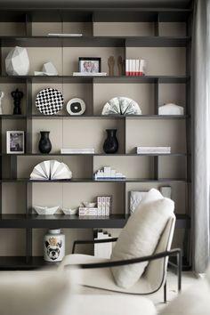 Popular House Inspiration With Reference To Living Room Wall Shelves Bookshelves In Living Room, Bookcase Wall, Bookshelves Built In, Living Room Storage, Wall Shelves, Shelving, Bookcases, Creative Bookshelves, Reclaimed Wood Floating Shelves