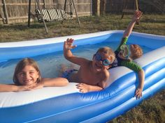 The Paulk Bunch: How I failed my kids this summer!!!!