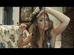 Kourtney Kardashian Inspired Hair Tutorial