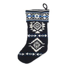 Embroidered Patterned Stocking - Polo Ralph Lauren Shop All - Ralph Lauren UK